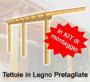 Coperture Pretagliate in KIT